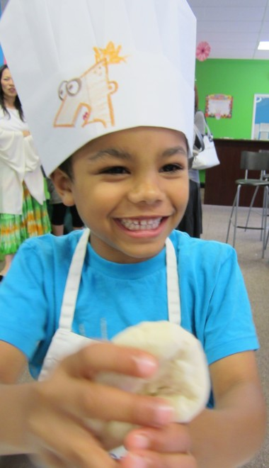 lil chefs in big hats 11